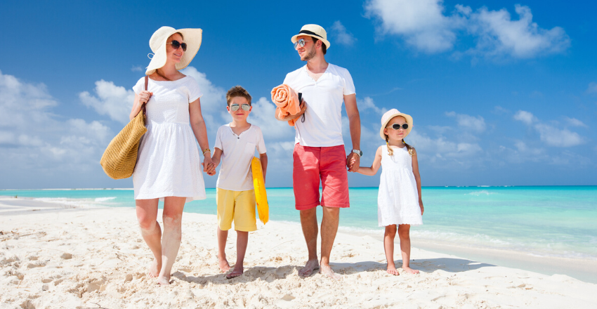 Useful Tips to Make Your Family Beach Vacation Safer