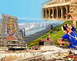 Roverholidays: Tamil Nadu Golden Triangle Tour