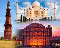 Roverholidays: Golden Triangle Tour with Bharatpur Bird Sanctuary