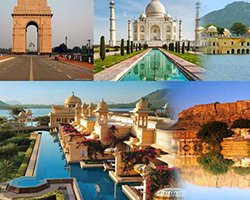 Roverholidays: Golden Triangle Tour