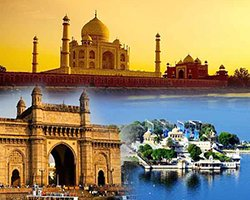 Roverholidays: Golden Triangle with Udaipur Mumbai Aurangabad