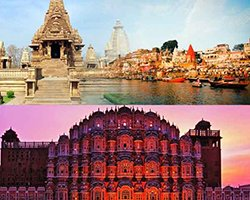 Roverholidays: Golden Triangle with Rajasthan and Khajuraho