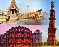 Roverholidays: Golden Triangle Tour with Varanasi