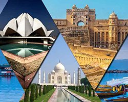 Roverholidays: Golden Triangle with Rajasthan and Goa
