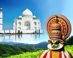 Roverholidays: Classical North India and Kerala Tour